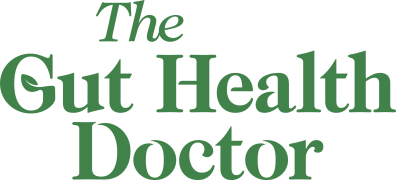 The Gut Health Doctor green logo
