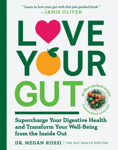 The Gut Health Doctor's US & Canada book
